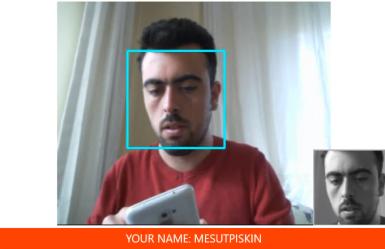 EmguCV ile Yüz Tanıma Uygulaması